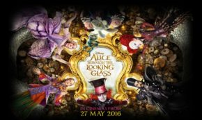 'Alice Through the Looking Glass' A Race Against Time