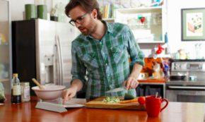 Men Belong in the Kitchen Too