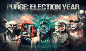 'The Purge Election Year' A Clever Horror Movie