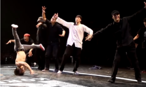 The Funniest, Most Creative Breakdance Battle We've Ever Seen