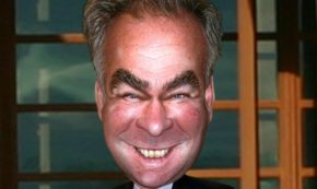 Tim Kaine in the Membrane