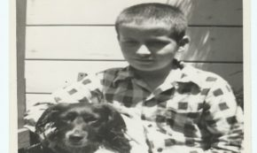 A Letter to My Son, re. Black Dog