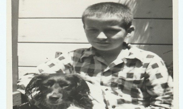read or listen to daniel roy connelly read his poem to his son on confronting the black dog of depression