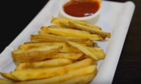 #NationalFrenchFryDay Recipe with Dad's Taste Test – Video