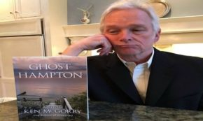 A Chat with Ken McGorry, Author of Ghost Hampton