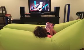 Product Review: SUMO AIR self-inflatable lounge chair