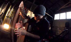 The Best Kind of Harp is Metal Harp