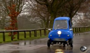 Just Chill Out and Watch This Tiny Car Get Built