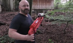 Man Creates Absolutely Genius Pokémon Pumpgun