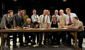 12 angry men criminal justice Finding justice amidst '12 angry men' for a trial they have just witnessed in the criminal what fonda needs, in 12 angry men.