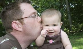 A First-Time Dad Faces His New Vision of Life