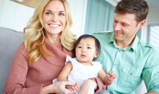 Infertility and Adoption: Sometimes Bonding is Hard for a Dad
