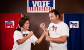 The Red-Blue Divide: Politics in Your Relationships
