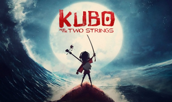 kubo and the two strings, laika, stop motion animation, action, adventure. focus features