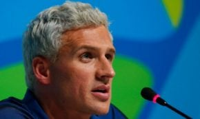 Ryan Lochte and our American Privilege Machine