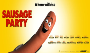 sausage party, computer animated, 3d, adult, columbia pictures