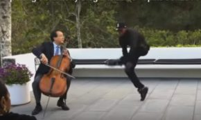 Classical Music Meets Urban Dance! Yo-Yo Ma and Lil Buck