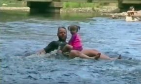 17 Incredible Moments When Dad Saved the Day!