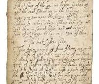What is a Remedy Collection? Recording Medical Information in the 17th Century