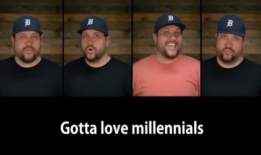 You've Gotta Love Millennials