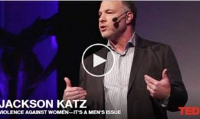 Violence Against Women—it's a Men's Issue