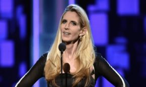 Hate is Hate is Hate . . . . Why This Week's Vile Attack on Ann Coulter on Comedy Central Wasn't Funny