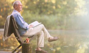 How do Retired Men Celebrate Labor Day?
