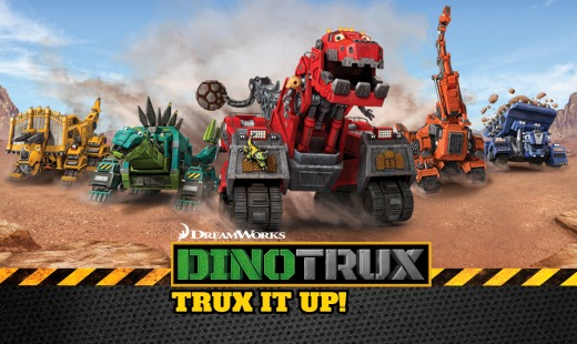 dinotrux,comedy, action, computer animated, series, netflix, dreamworks animation
