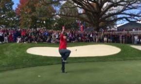 Heckler Gets Called Up to Green After Golfer Misses Putt, Nails the Same Putt