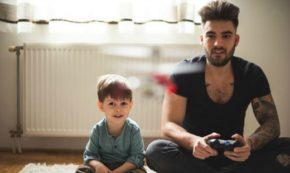 Helicopter Parenting and the Decline of Dad