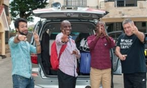 World Vasectomy Day is Hitting the Road for an Awareness Trip in Western Kenya