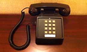 For a New, Progressive Media Company, We Have an Old-Fashioned Way of Talking With You. By Telephone.