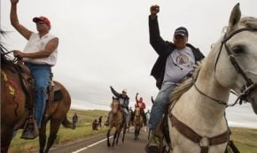 Police Brutality at Standing Rock, Suppressed Religious Freedom of Native Americans Continues