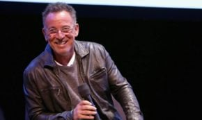 Springsteen Rocks as He Confronts the Stigma of Depression