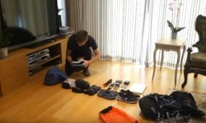 How Much Do you Pack for 12 Months in Asia?