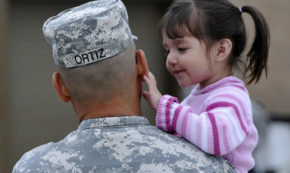 Veteran Dads Have Found Their Voices in the Dads and Families Section