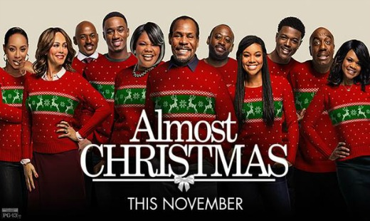 almost christmas, comedy, drama, holiday, family, universal pictures