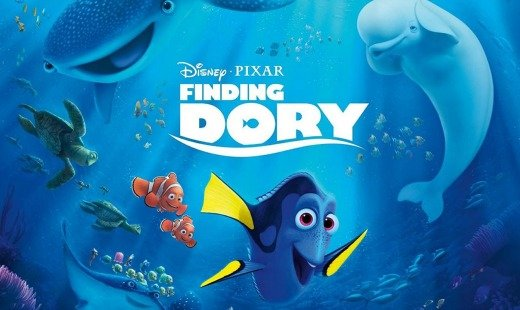 finding dory, sequel, computer animated, 3d, comedy, drama, pixar animation studios, walt disney pictures