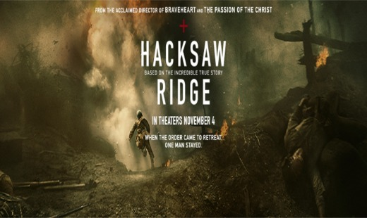 hacksaw ridge, biographical, drama, true story, review, summit entertainment