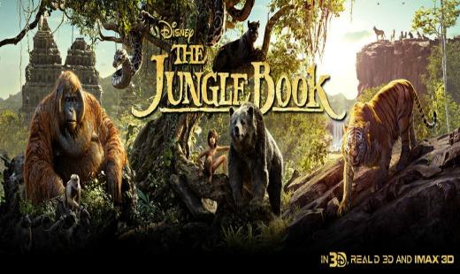 the jungle book, live action, reboot, fantasy, adventure, jon favreau, walt disney pictures