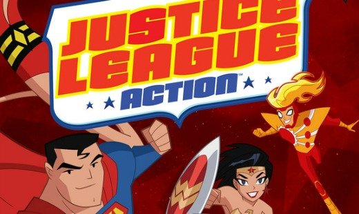 justice league action, rachel kimsey, wonder woman, interview, action, adventure, cartoon network, warner bros animation
