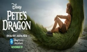 The Magical Adventure 'Pete's Dragon' Is Soaring to your Home