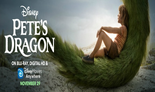 pete's dragon, reboot, family, review, adaptation, walt disney pictures