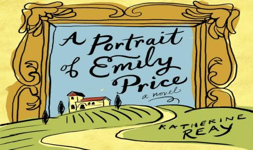 a portrait of emily price, novel, katherine reay, thomas nelson