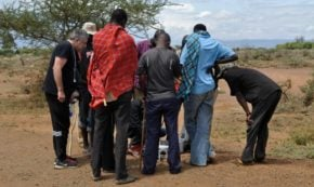 World Vasectomy Day Road Trip: Team Test in Kajiado