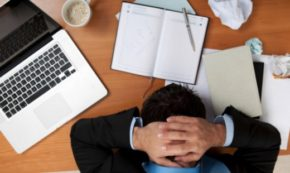 Insufficient Rewards Lead To Employee Job Related Burnout