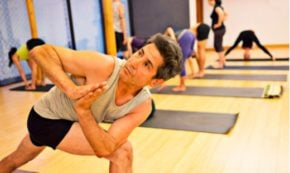 How Yoga Helped Me Find the Stillness in Masculinity