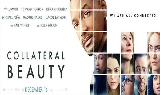 collateral beauty, drama, will smith, review, warner bros pictures
