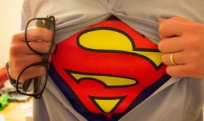 How Superman Saved Me from Giving Up on God