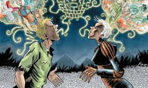 SONY Picks up Film Rights to A.D.: After Death and Artist Owned Z2 Comics Blazes a Trail!